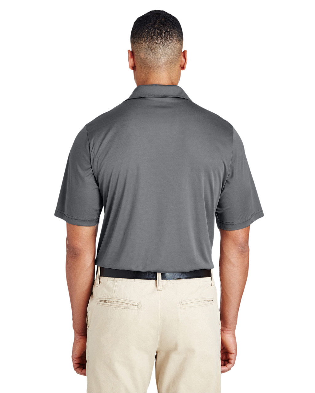 Sport Graphite - TT51 Team 365 Men's Zone Performance Polo