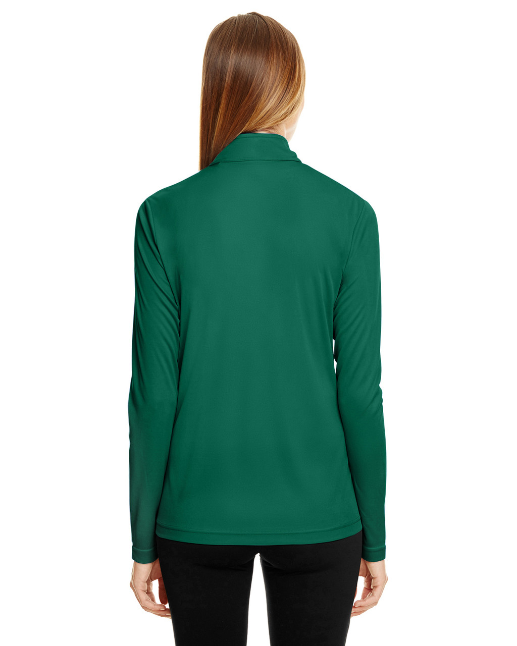 Sport Forest - TT31W Team 365 Ladies' Zone Performance Quarter-Zip Shirt