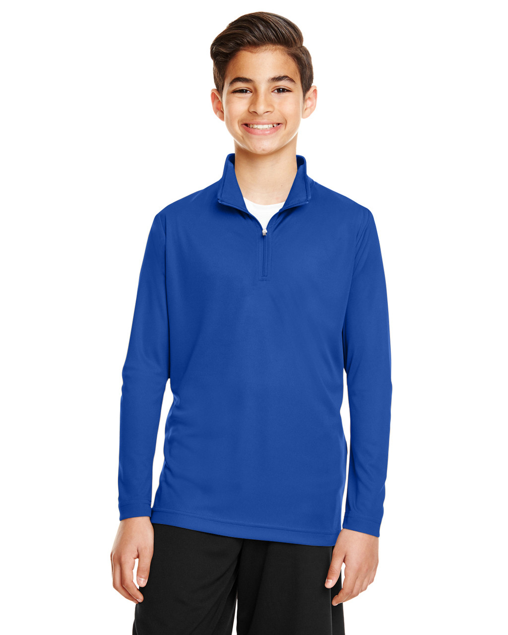Sport Royal - TT31Y Team 365 Youth Zone Performance Quarter-Zip