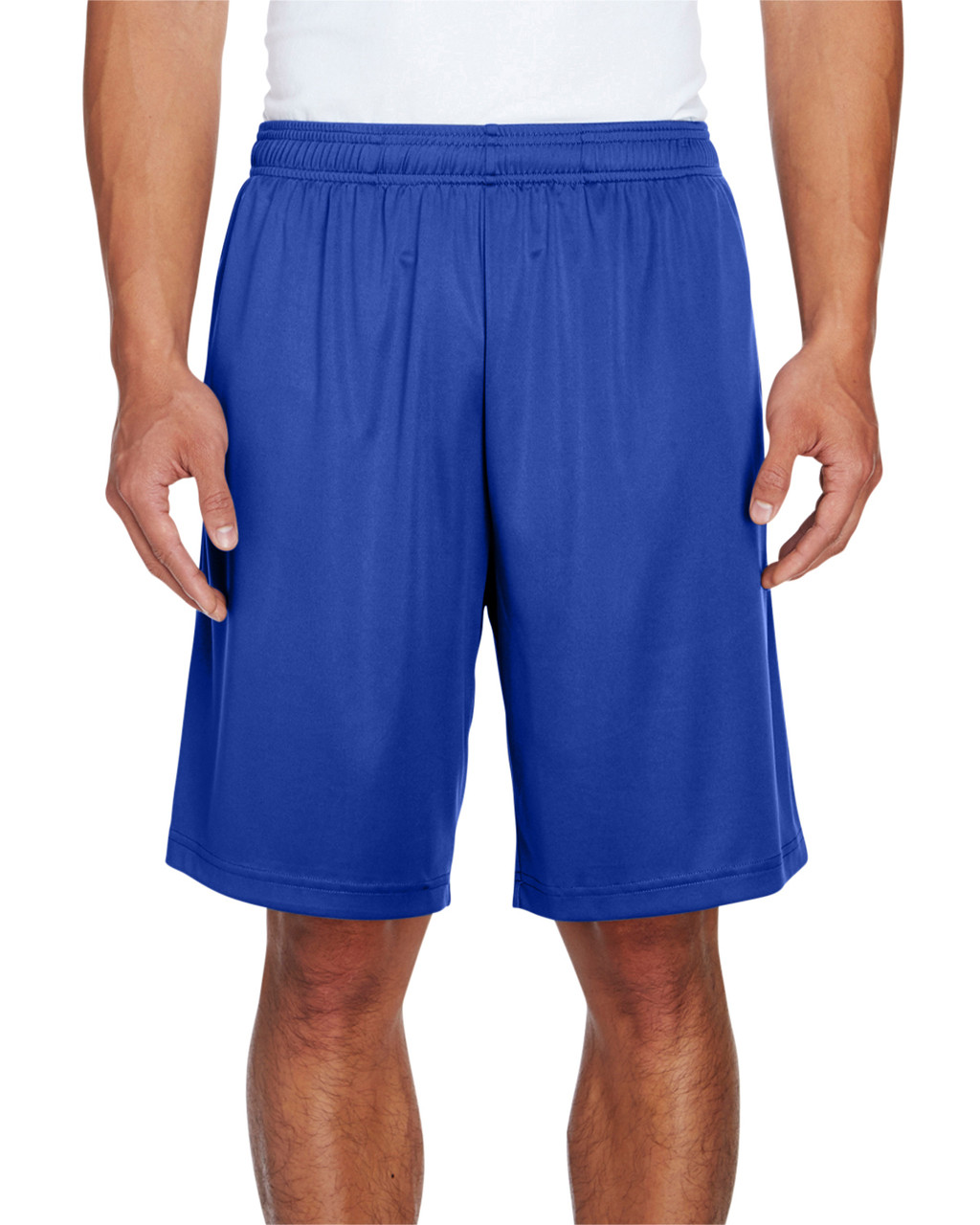 Sport Royal - TT11SH Team 365 Men's Zone Performance Short | BlankClothing.ca