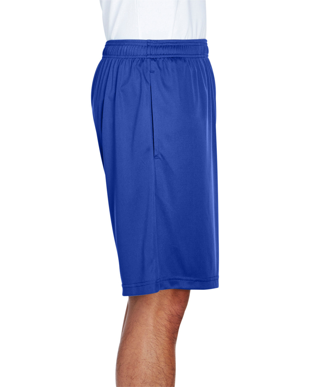 Sport Royal - Side, TT11SH Team 365 Men's Zone Performance Short | BlankClothing.ca