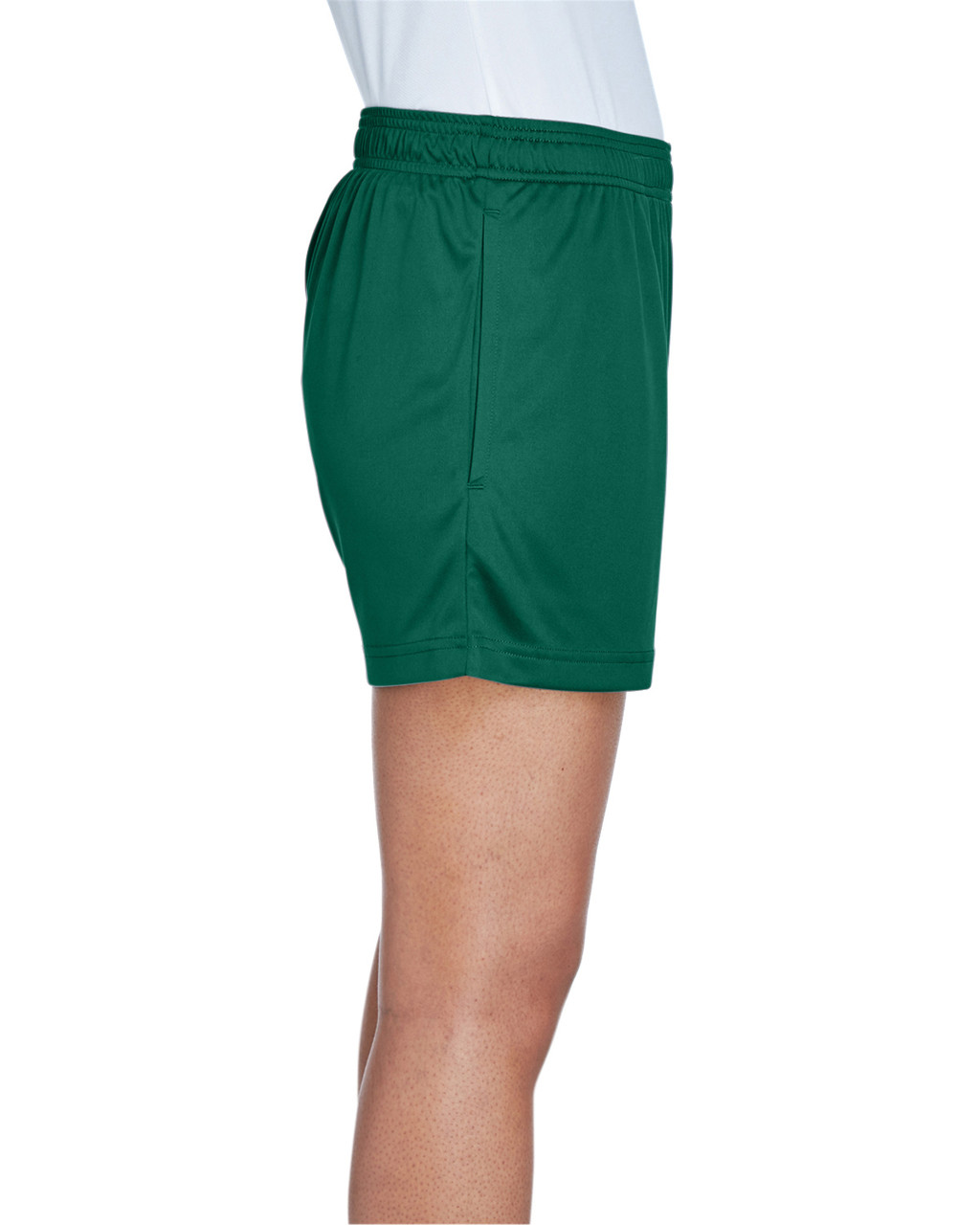 Sport Forest - Side, TT11SHW Team 365 Ladies' Zone Performance Short | T-shirt.ca