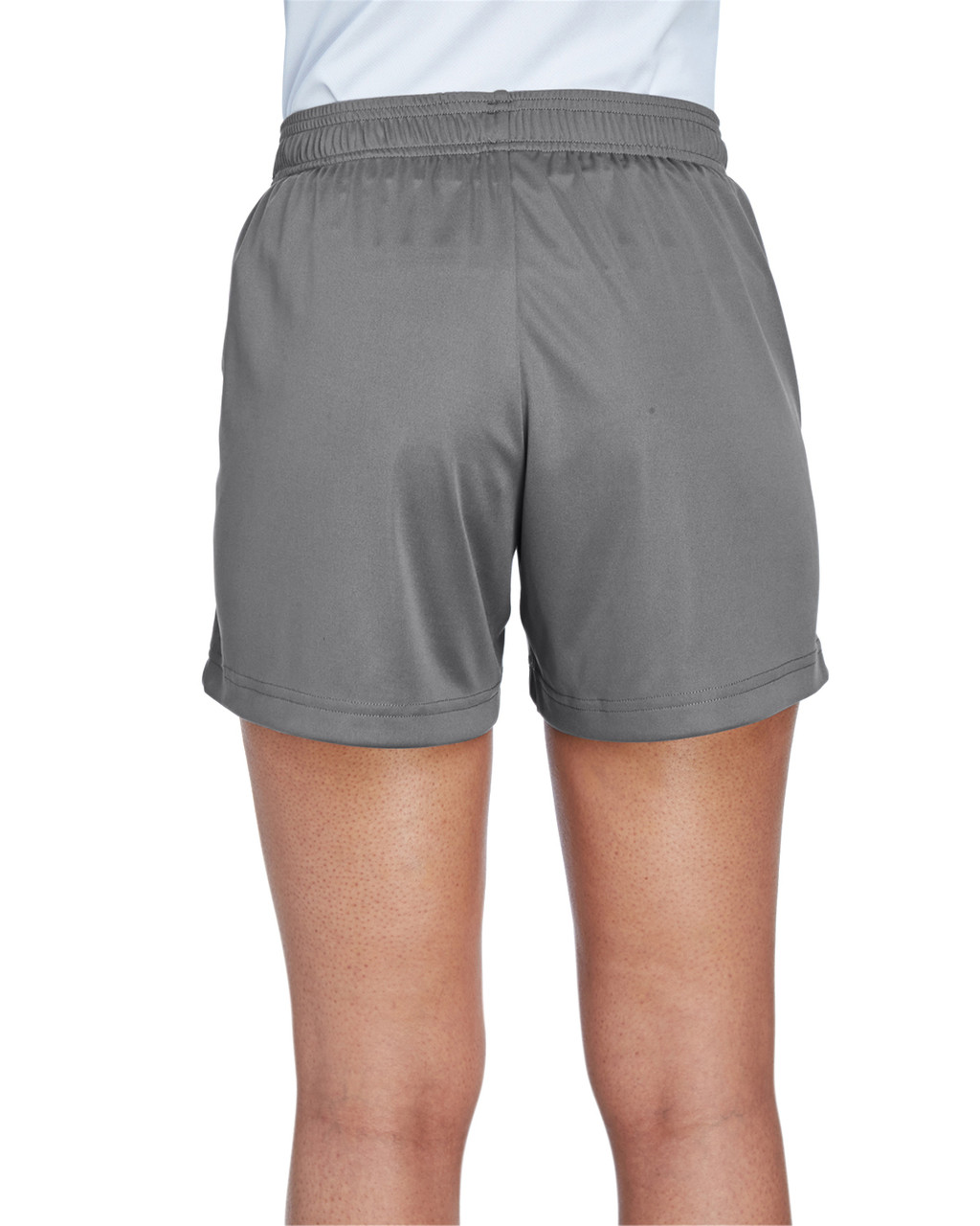 Sport Graphite - Back, TT11SHW Team 365 Ladies' Zone Performance Short | T-shirt.ca