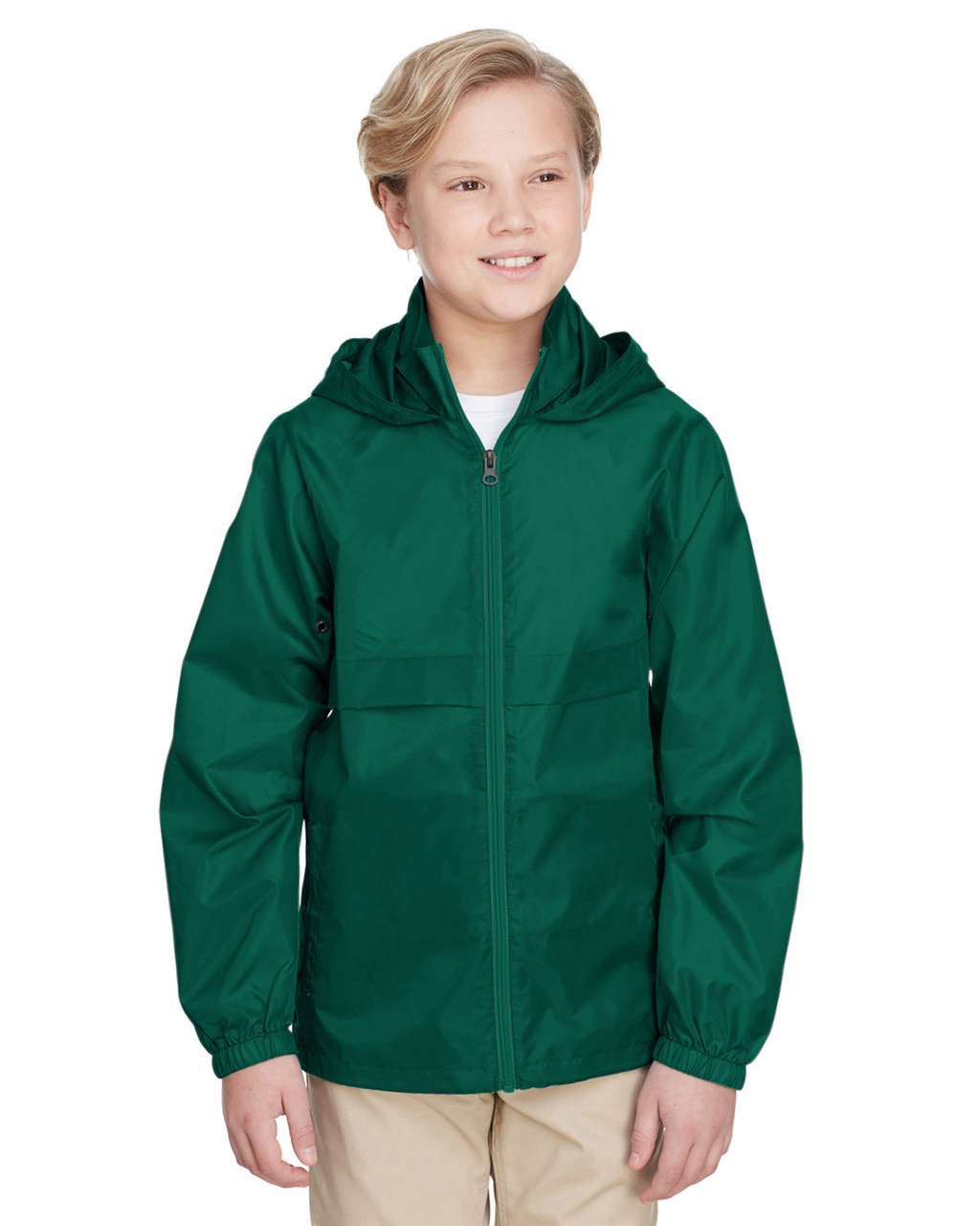 Sport Forest - TT73Y Team 365 Youth Zone Protect Lightweight Jacket  | BlankClothing.ca