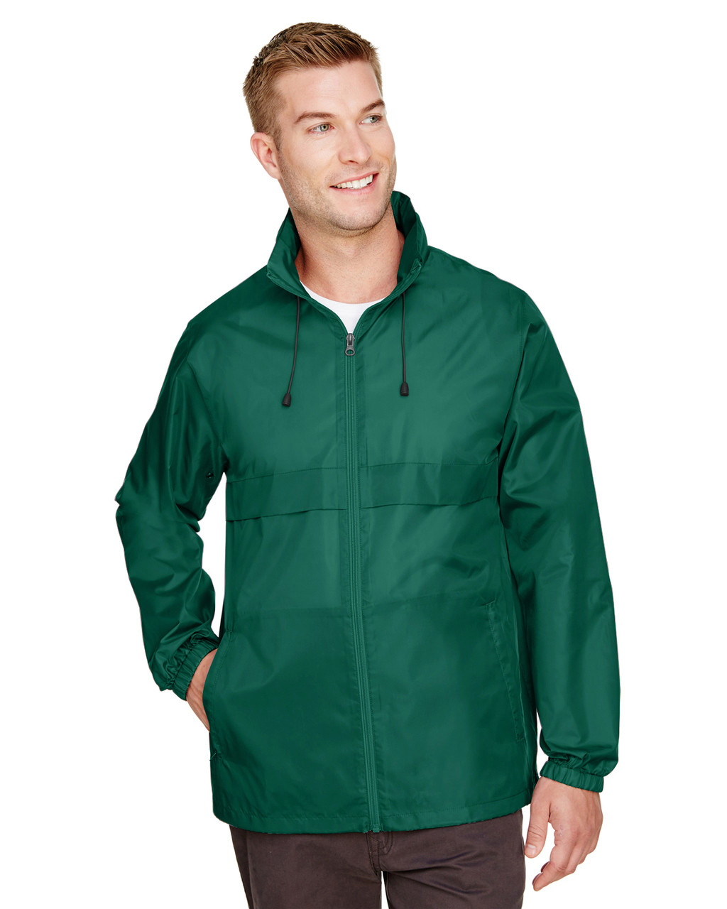 Sport Forest - TT73 Team 365 Adult Zone Protect Lightweight Jacket   BlankClothing.ca