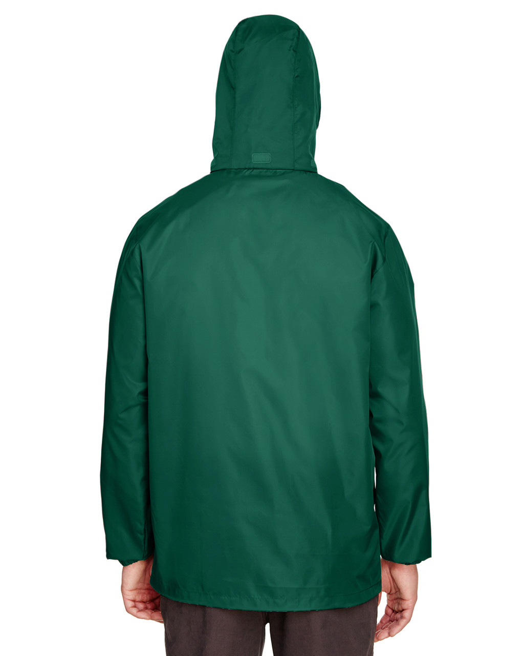 Sport Forest, Back - TT73 Team 365 Adult Zone Protect Lightweight Jacket   BlankClothing.ca