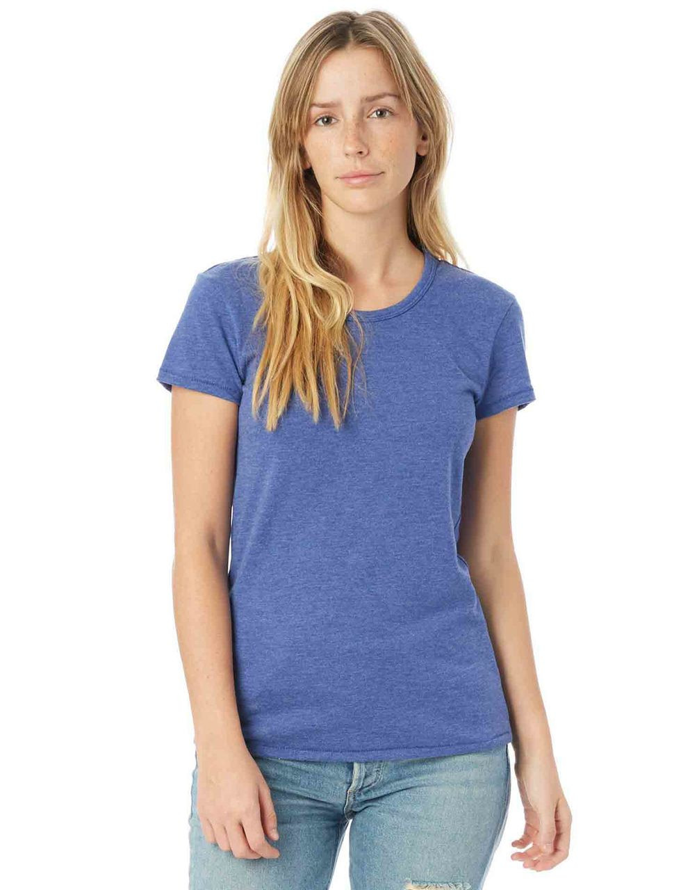 Vintage Royal - 05052BP Alternative Ladies' Vintage Jersey Keepsake T-Shirt | BlankClothing.ca