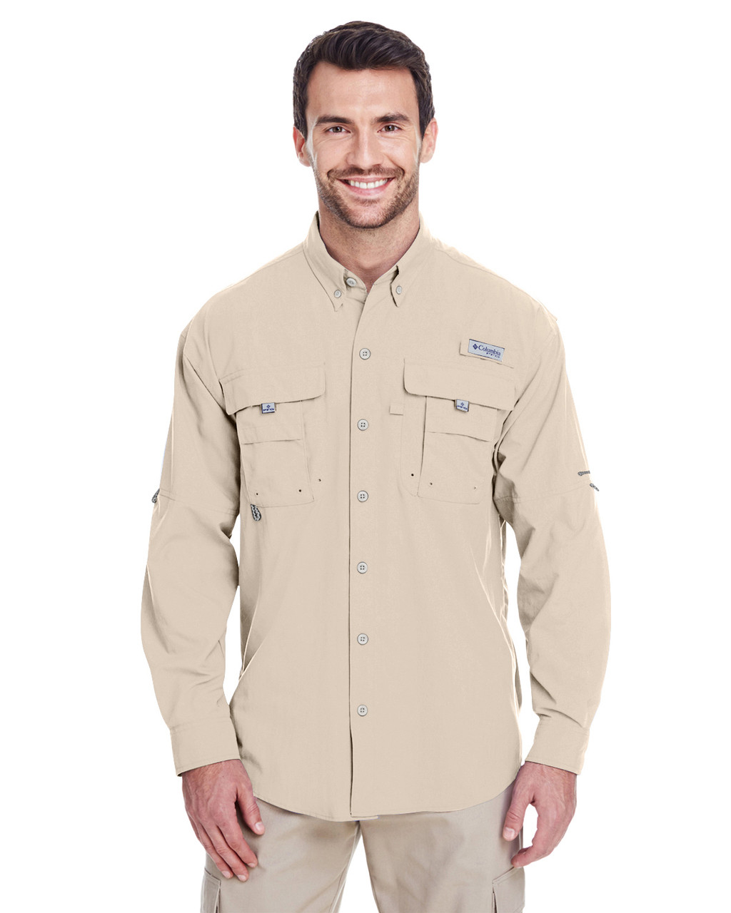 Fossil -  7048 Columbia Men's Bahama™ II Long-Sleeve Shirt | BlankCLothing.ca
