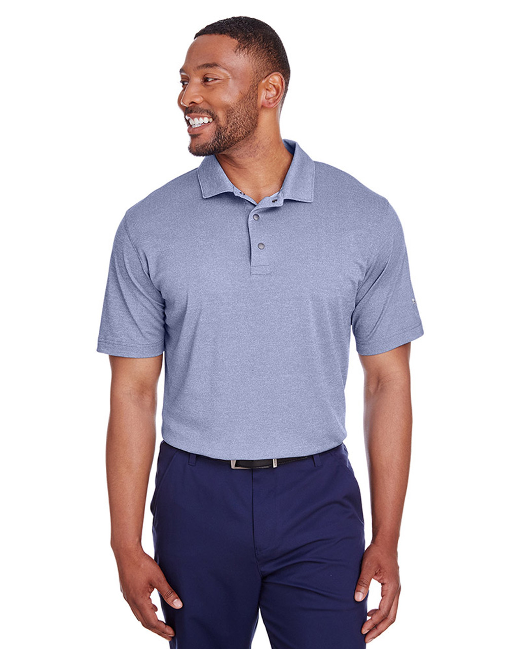 Surf The Web Heather - 597220 Puma Golf Men's Grill-To-Green Polo | Blankclothing.ca