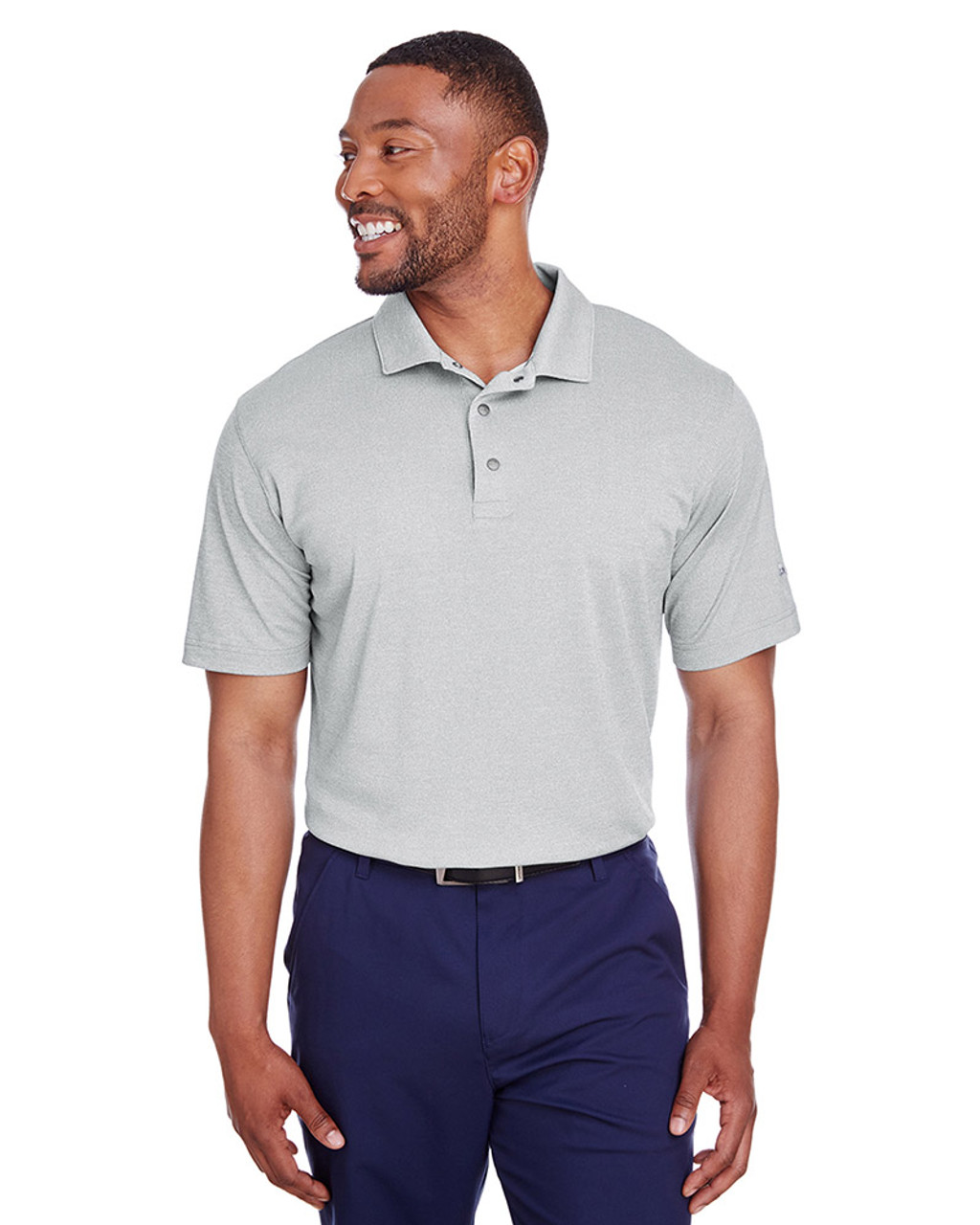 Quarry Heather - 597220 Puma Golf Men's Grill-To-Green Polo | Blankclothing.ca