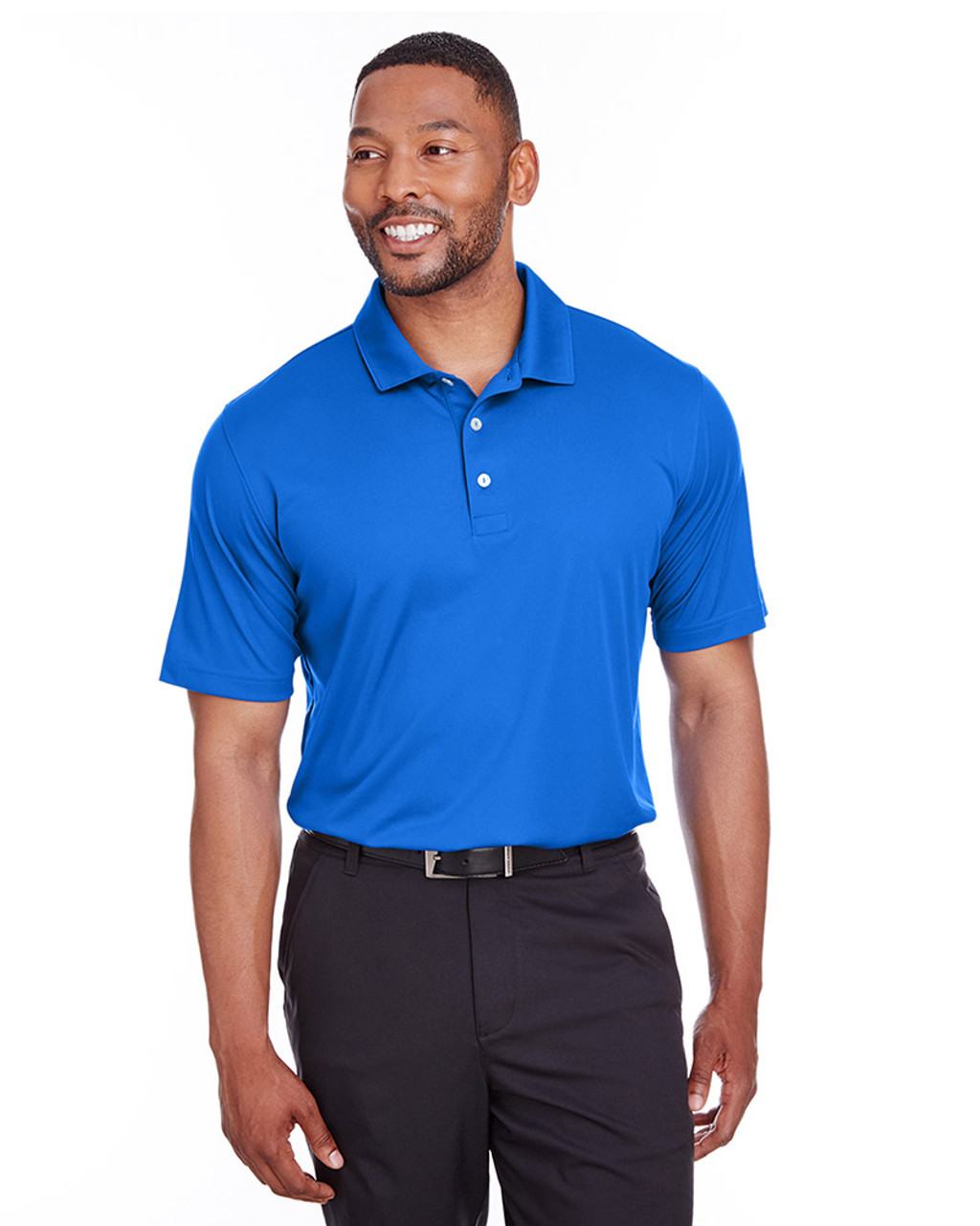 Lapis Blue - 596799 Puma Golf Men's Icon Golf Polo | Blankclothing.ca