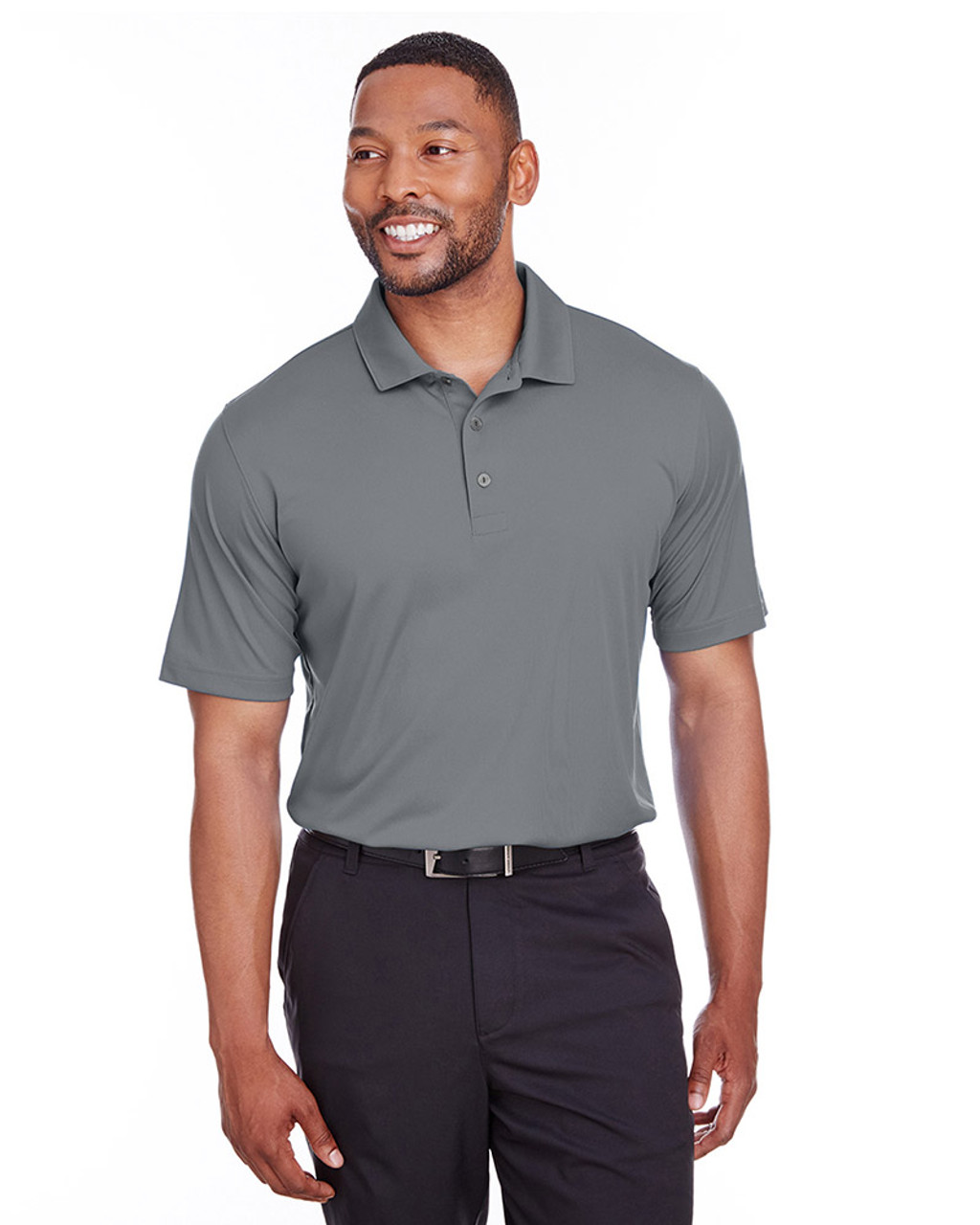 Quiet Shade - 596799 Puma Golf Men's Icon Golf Polo | Blankclothing.ca