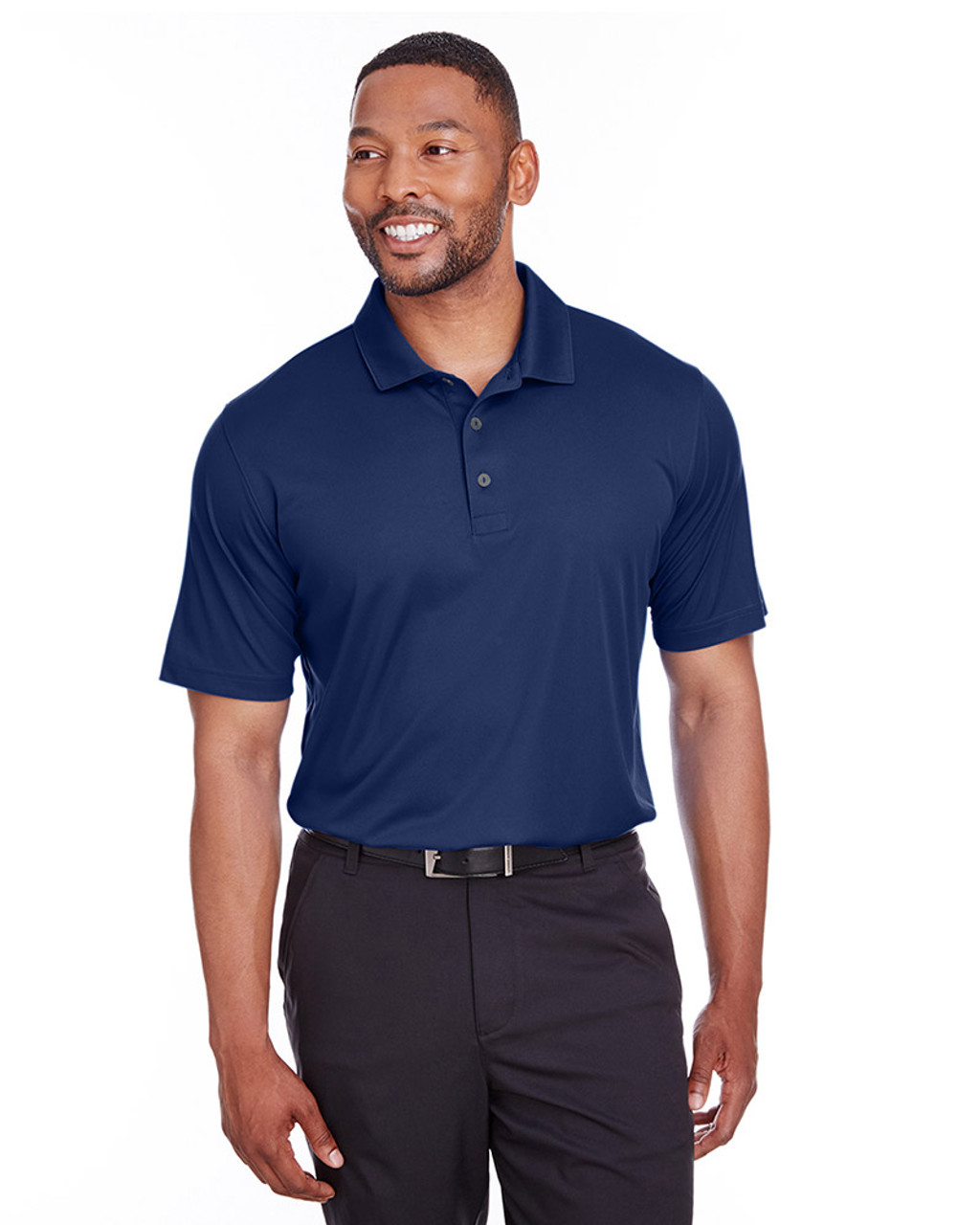 Peacoat - 596799 Puma Golf Men's Icon Golf Polo | Blankclothing.ca