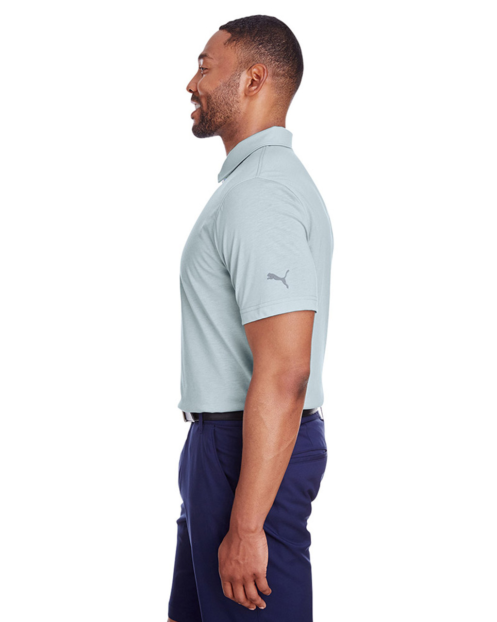 Quarry - side, 596920 Puma Golf Men's Fusion Polo | Blankclothing.ca