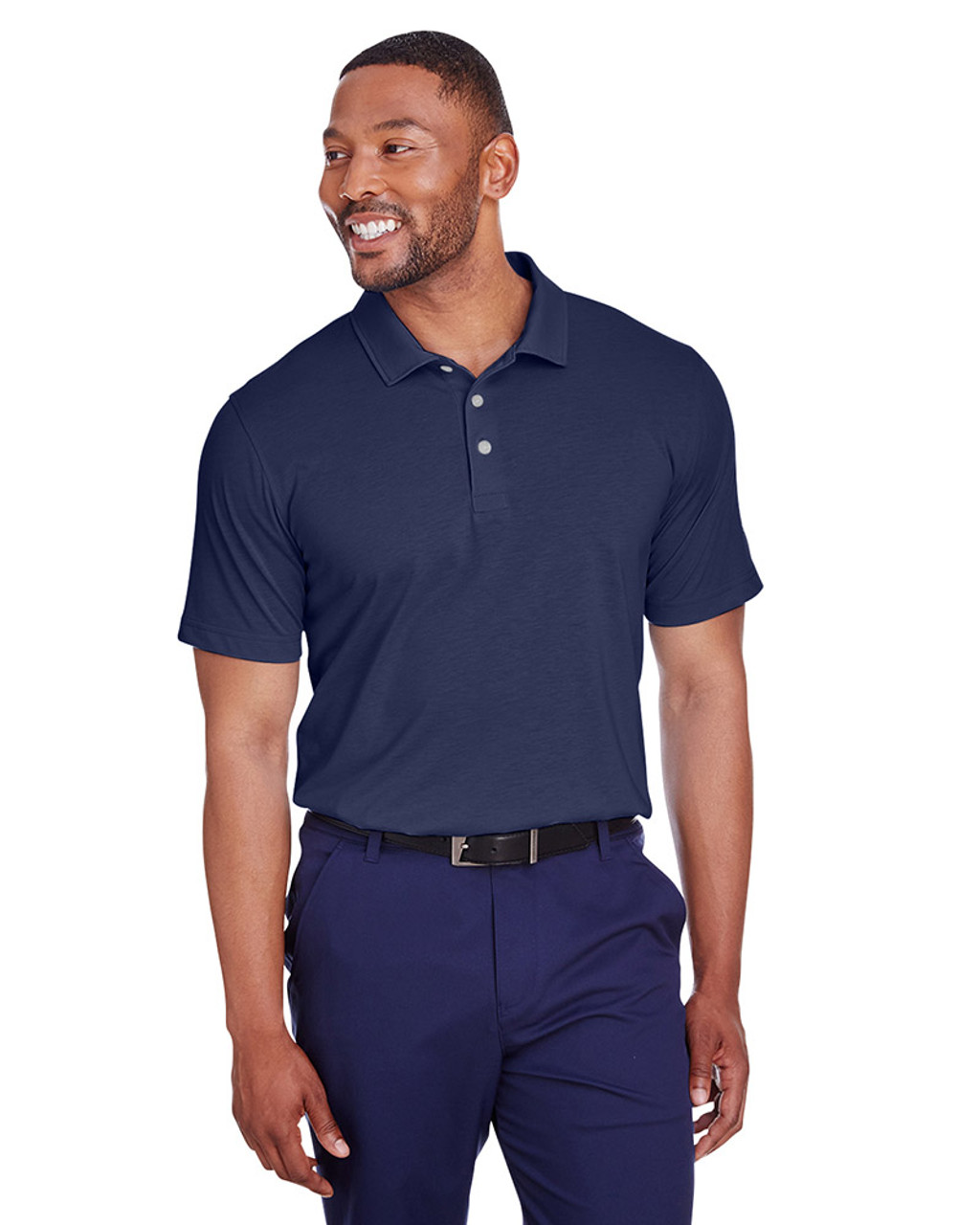 Peacoat - 596920 Puma Golf Men's Fusion Polo | Blankclothing.ca