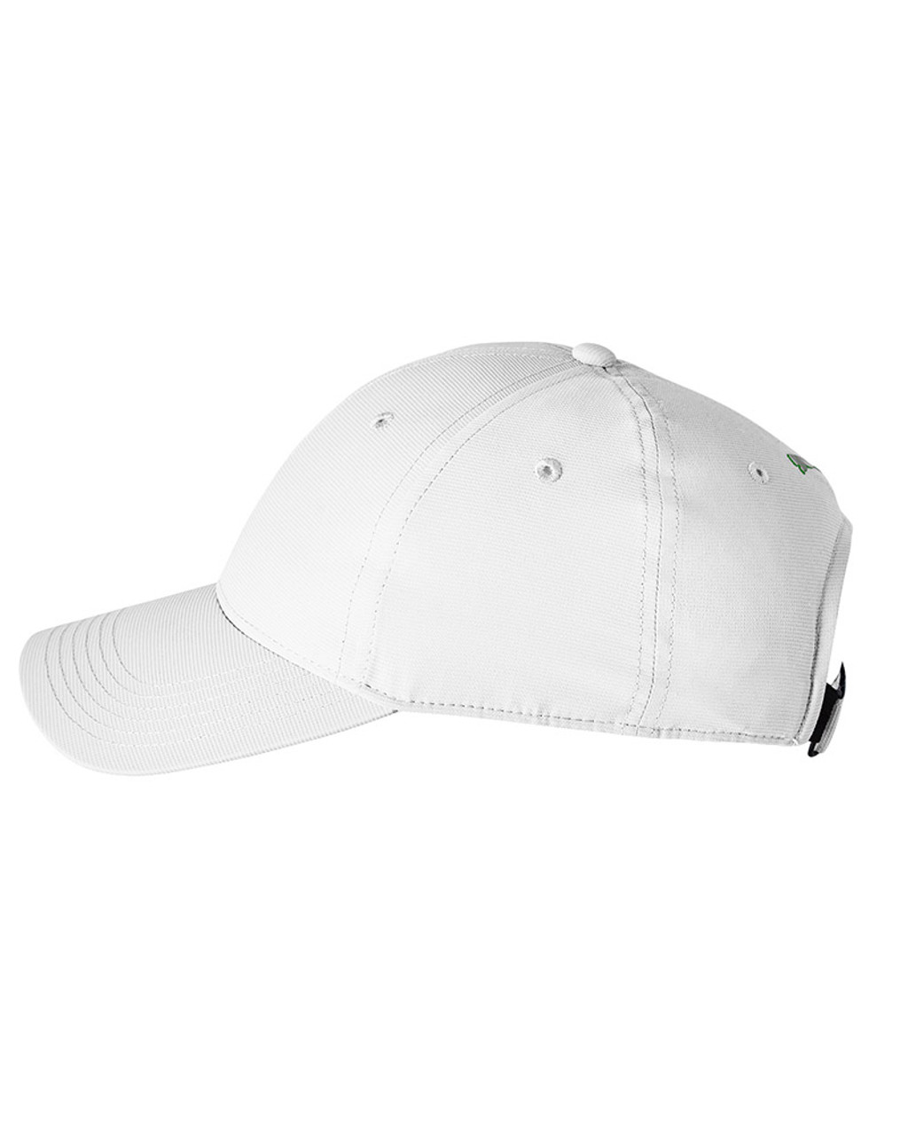 Bright White - side, 22673 Puma Golf Adult Pounce Adjustable Cap | Hardgoods.ca