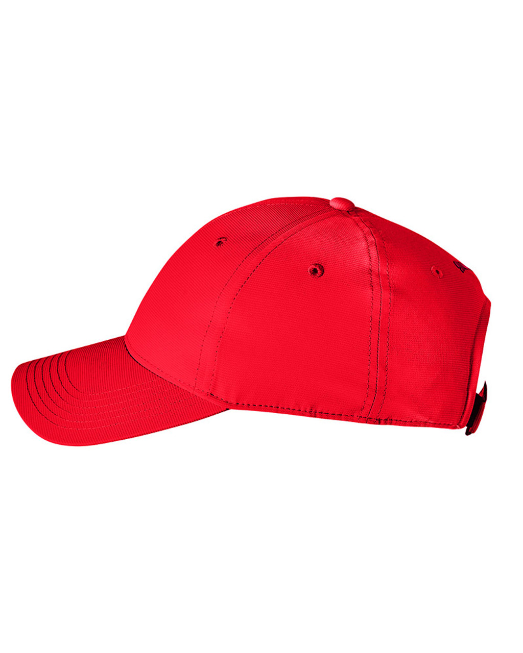 High Risk Red - side, 22673 Puma Golf Adult Pounce Adjustable Cap | Hardgoods.ca