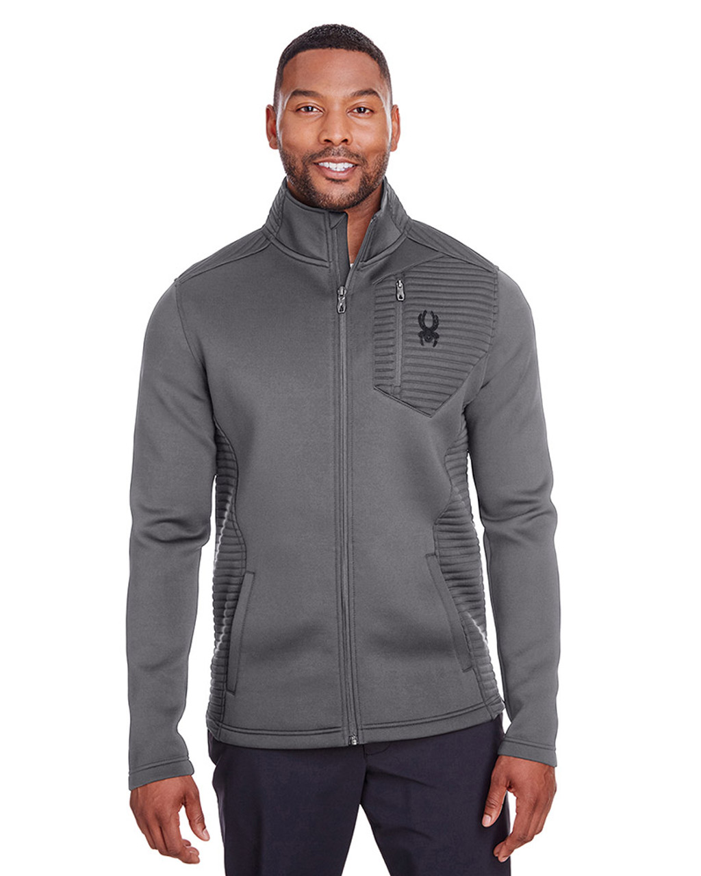 Polar - S16539 Spyder Men's Venom Full-Zip Jacket | Blankclothing.ca