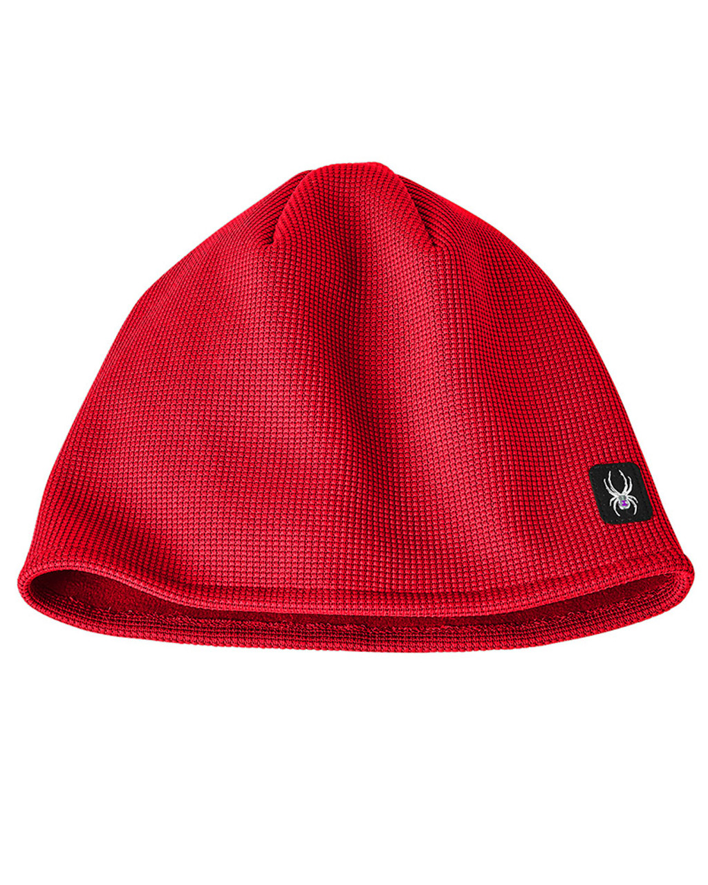 Red - SH16794 Spyder Adult Constant Sweater Beanie | Blankclothing.ca