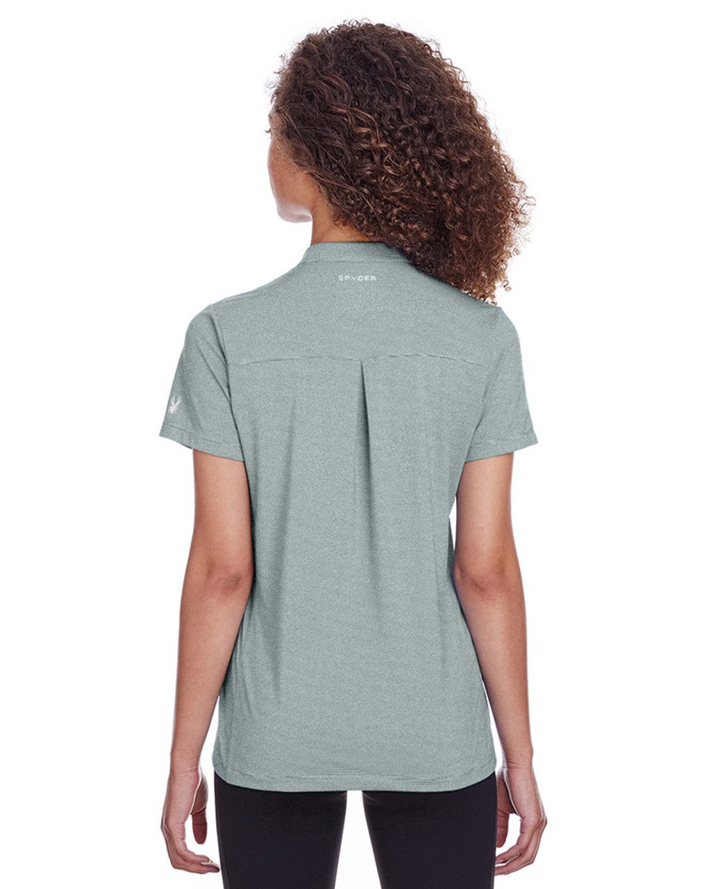 Frontier Stripe - back, S16563 Spyder Ladies' Boundary Polo | Blankclothing.ca