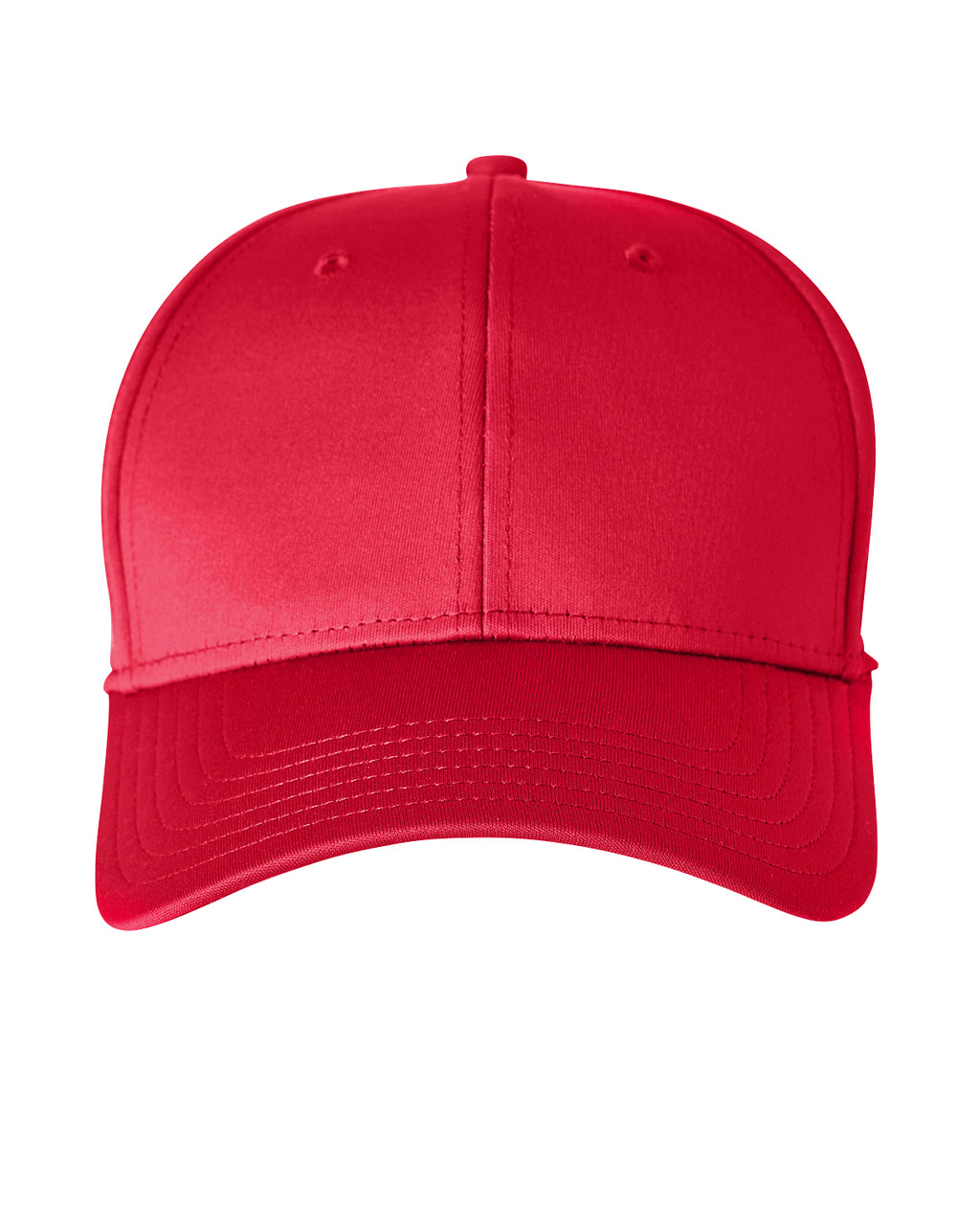 Red - Front, SH16792 Spyder Adult Frostbit Cap | BlankClothing.ca