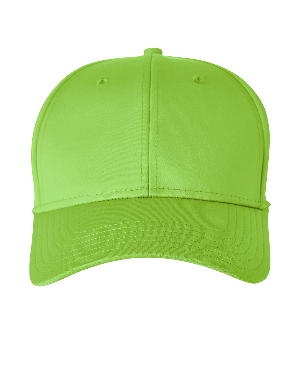 Lime - Front, SH16792 Spyder Adult Frostbit Cap | BlankClothing.ca