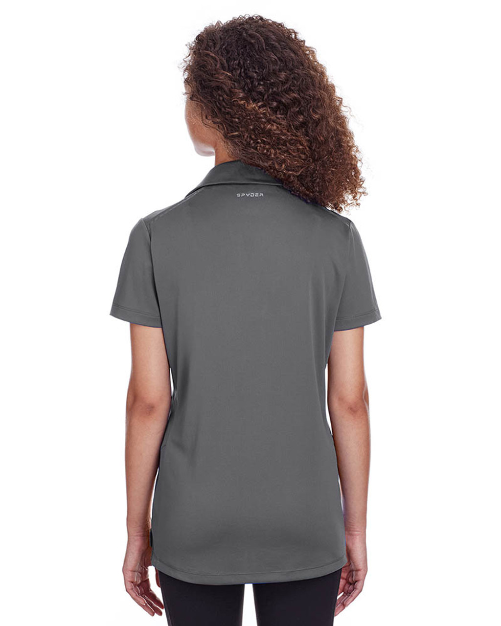 Polar - Back, S16519 Spyder Ladies' Freestyle Polo | BlankClothing.ca