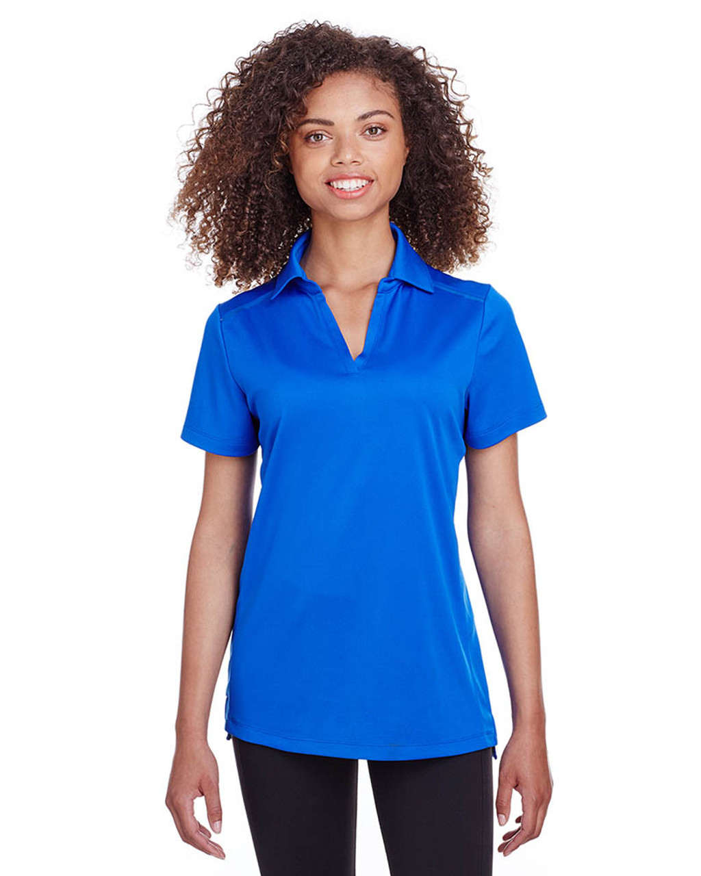 Royal - S16519 Spyder Ladies' Freestyle Polo | BlankClothing.ca