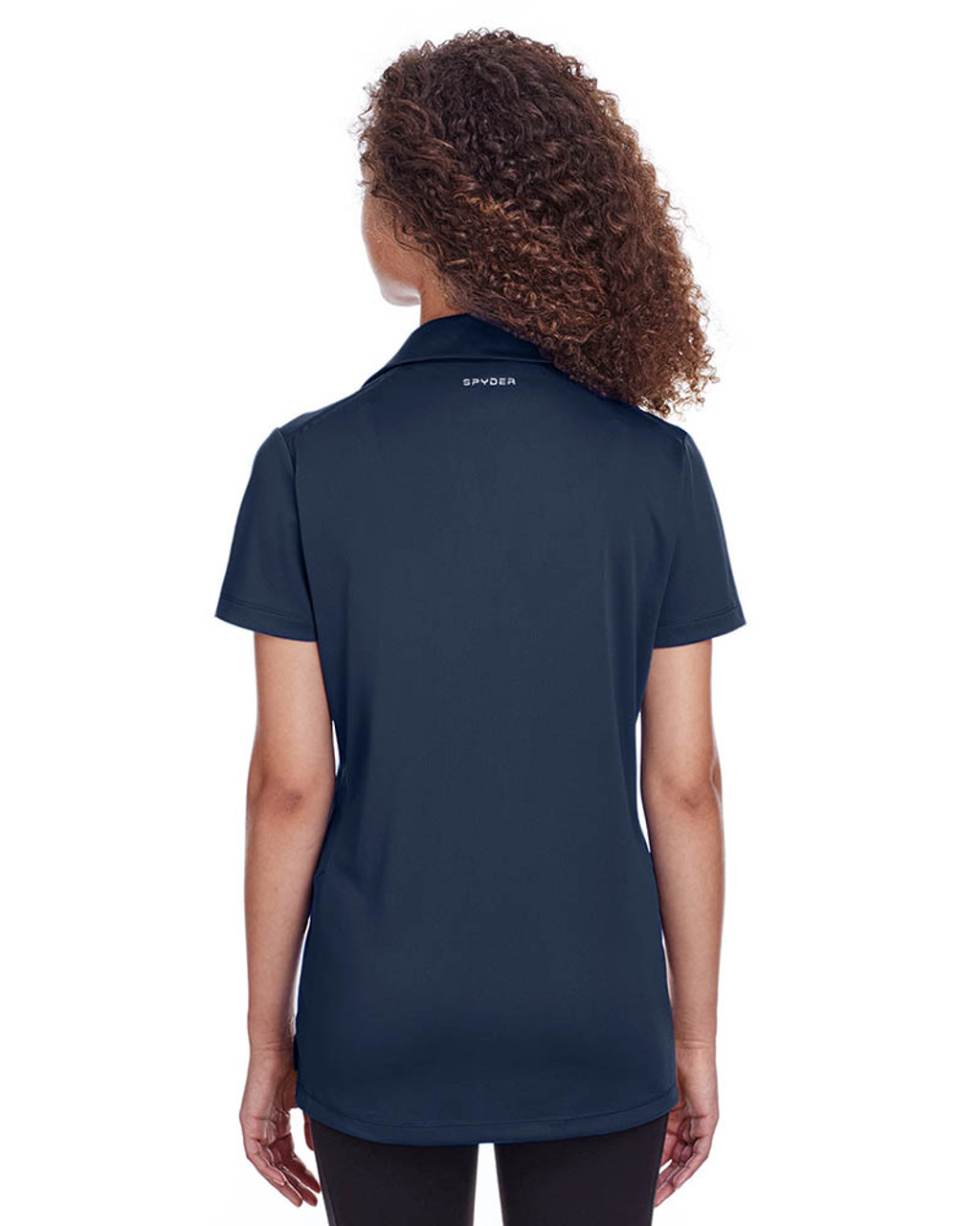 Frontier - Back, S16519 Spyder Ladies' Freestyle Polo | BlankClothing.ca