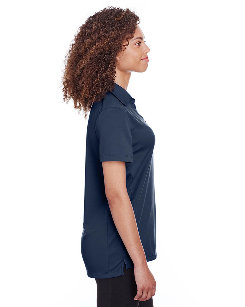 Frontier - Side, S16519 Spyder Ladies' Freestyle Polo | BlankClothing.ca