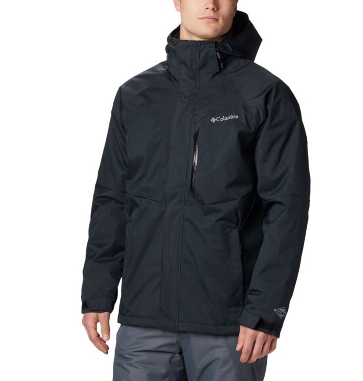 Black - 1562151 Columbia Men's Alpine Action™ Jacket | Blankclothing.ca
