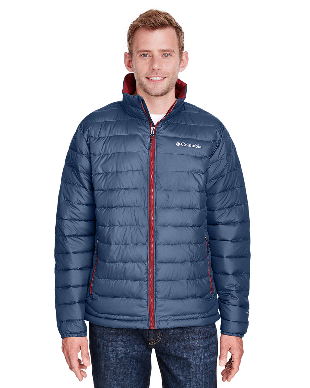 Dark Mountain - 1698001 Columbia Men's Powder Lite™ Jacket | Blankclothing.ca