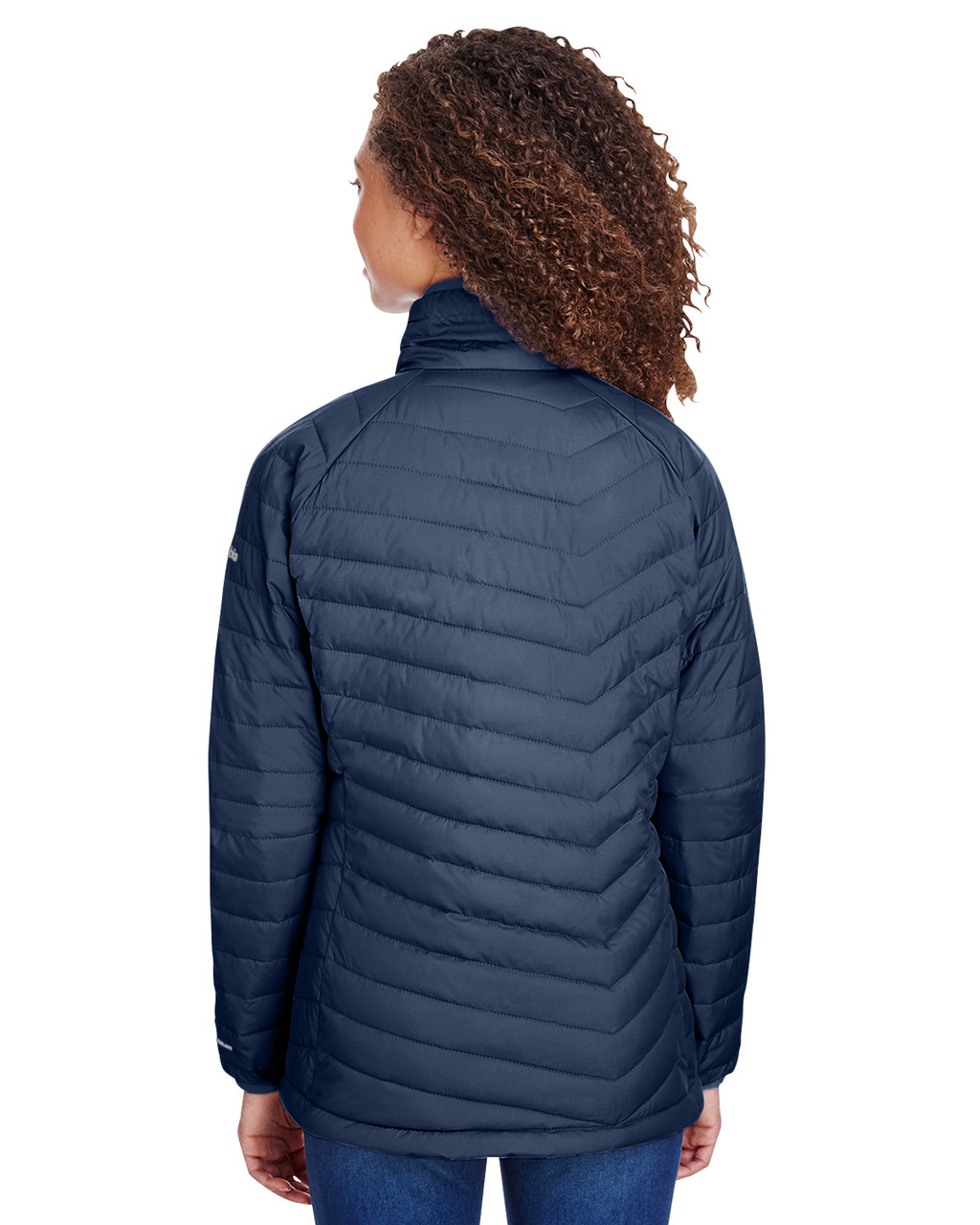 Nocturnal - Back, 1699061 Columbia Ladies' Powder Lite™ Jacket | Blankclothing.ca