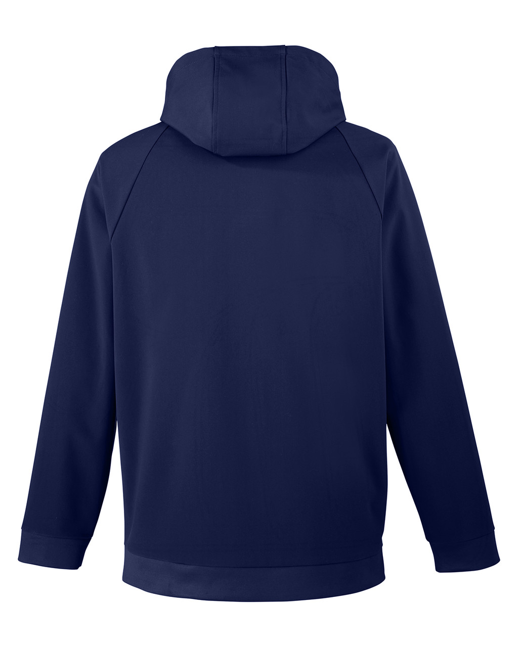 Classic Navy - Back, NE718 North End Men's City Hybrid Shell Jacket| BlankClothing.ca