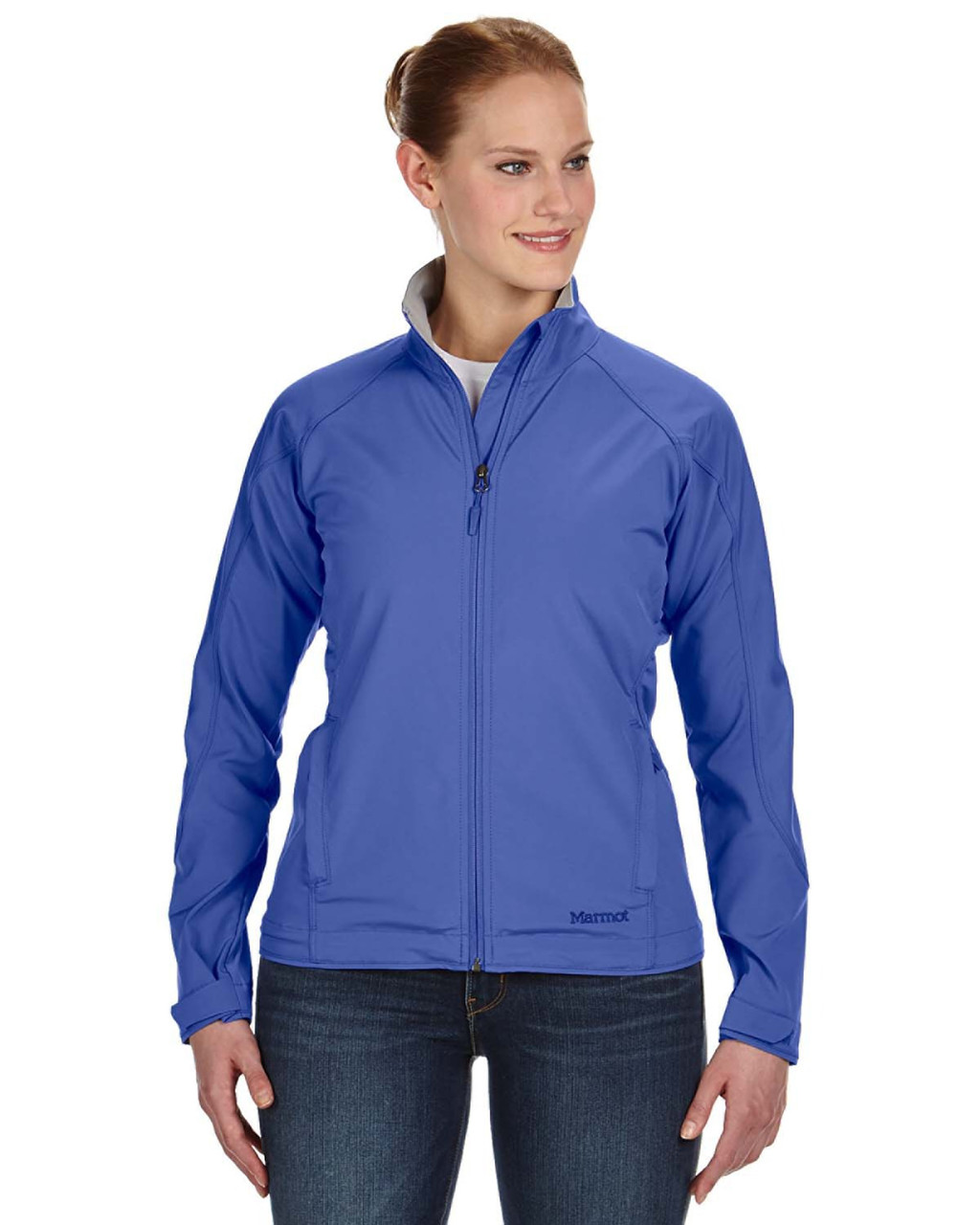 Brill Blue - 8587 Marmot Ladies' Levity Jacket | BlankClothing.ca