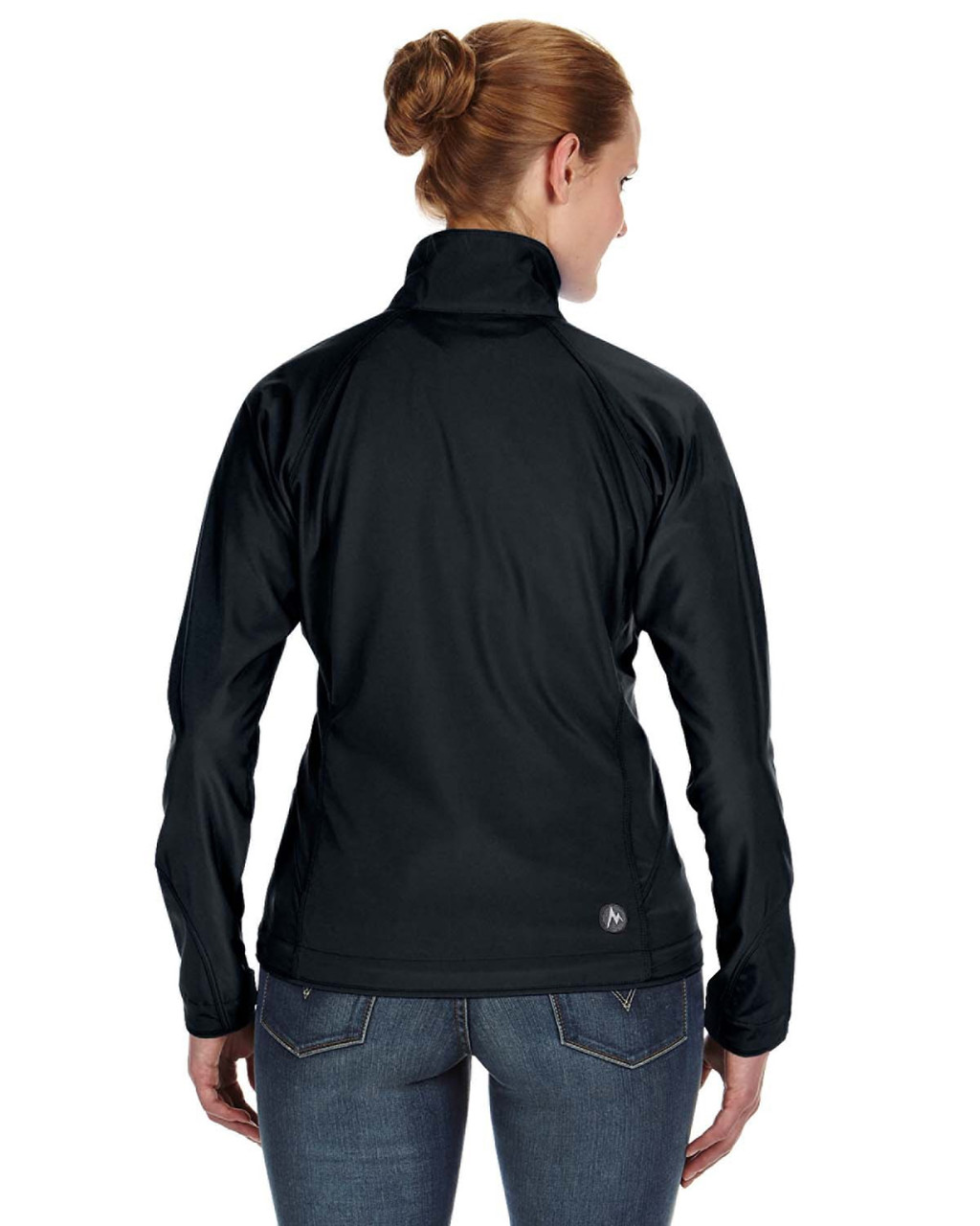 Black - 8587 Marmot Ladies' Levity Jacket | BlankClothing.ca