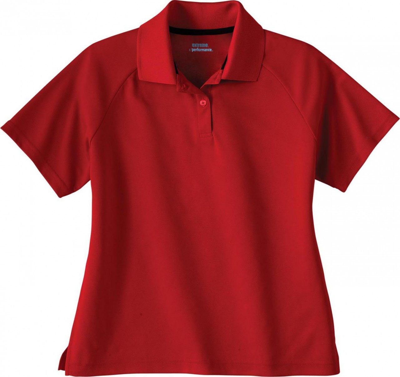 Classic Red - 75046 Extreme Ladies' Eperformance Pique Polo Shirt | BlankClothing.ca