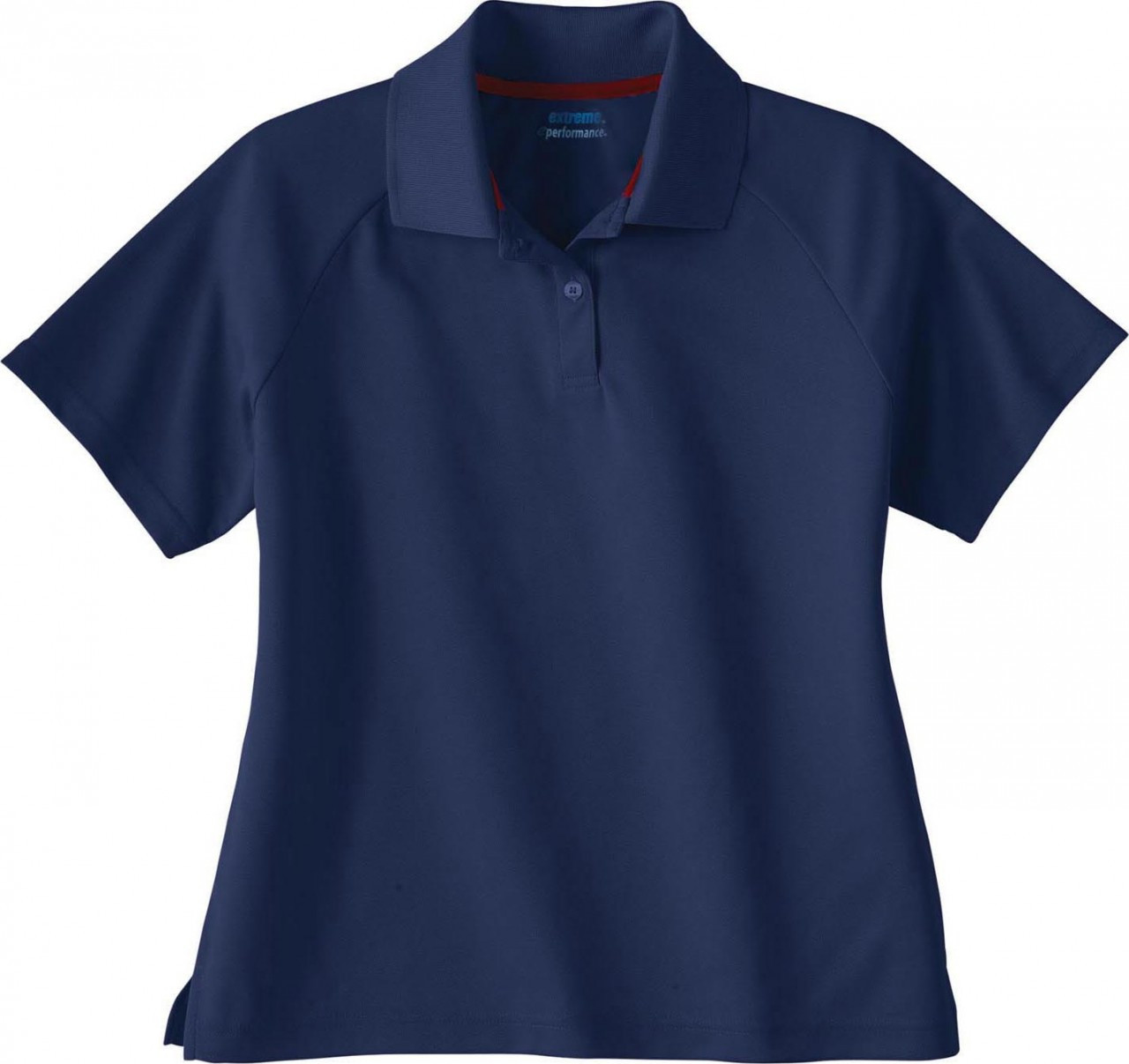 Classic Navy - 75046 Extreme Ladies' Eperformance Pique Polo Shirt | BlankClothing.ca