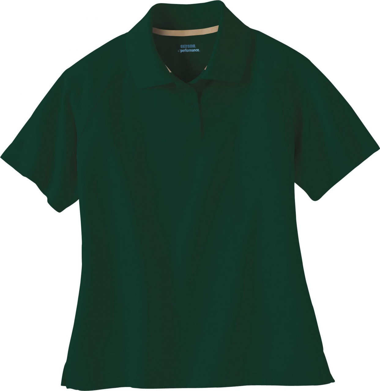Forest - 75046 Extreme Ladies' Eperformance Pique Polo Shirt | BlankClothing.ca
