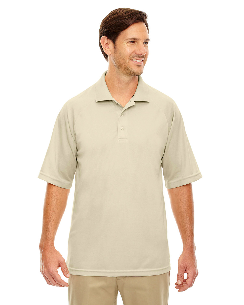 Sand - 85080 Extreme Men's Eperformance™ Pique Polo Shirt