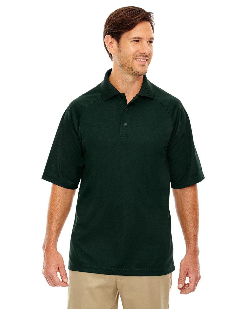 Forest - 85080 Extreme Men's Eperformance™ Pique Polo Shirt