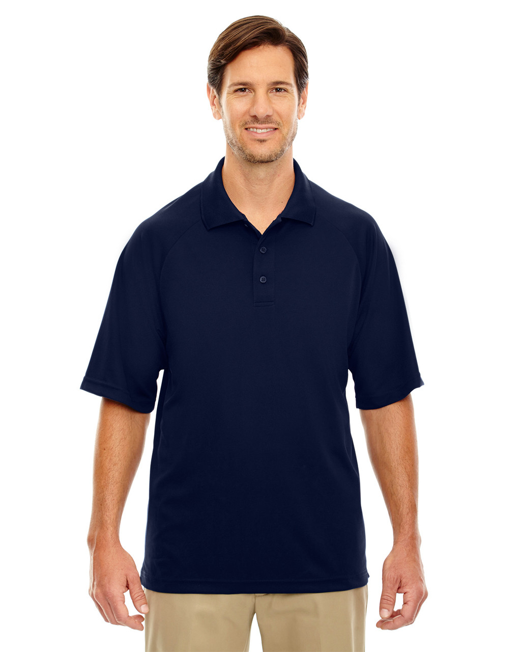Classic Navy - 85080 Extreme Men's Eperformance™ Pique Polo Shirt