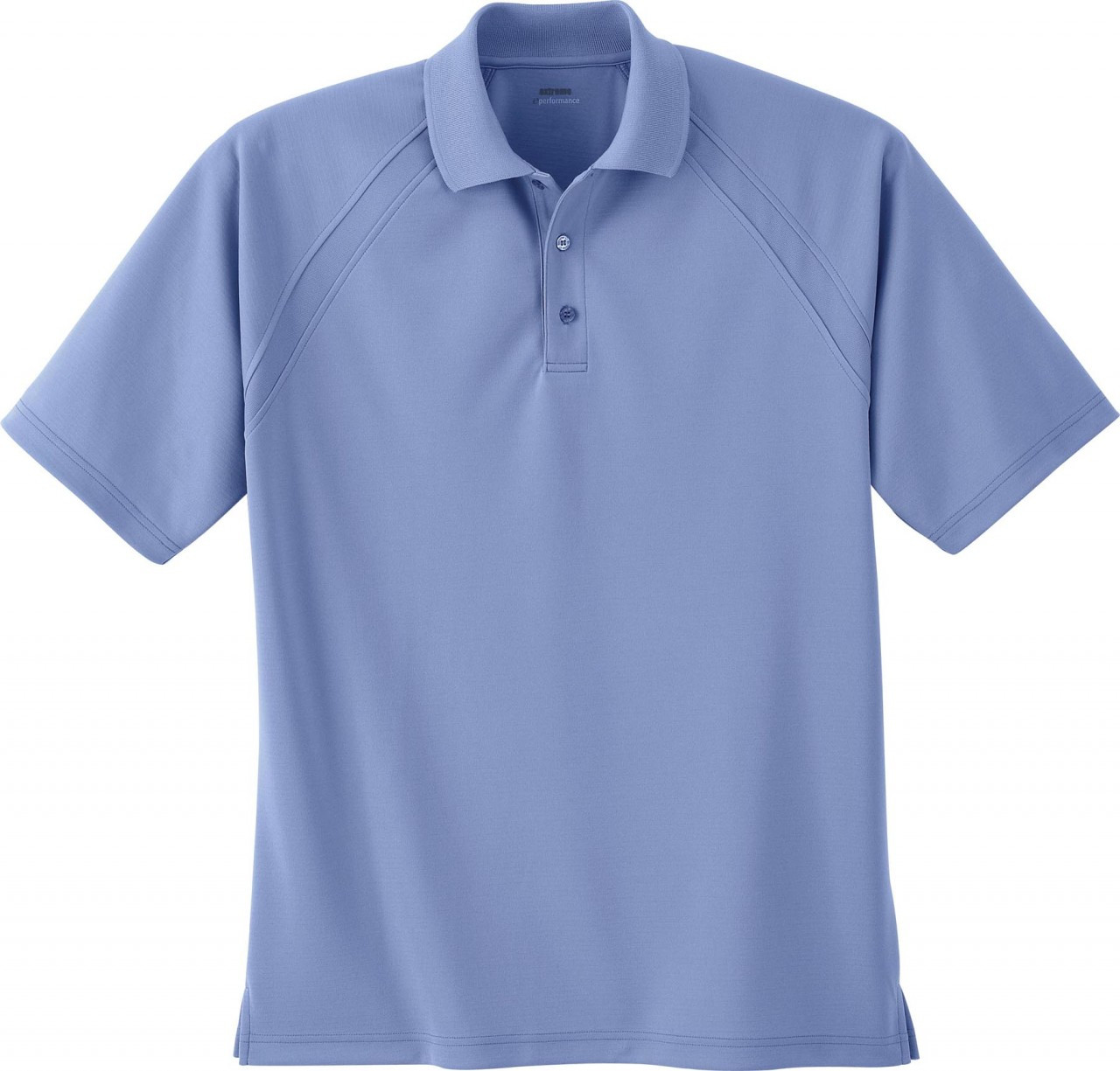 Riviera Blue - 85093 Extreme Men's Eperformance™ Ottoman Textured Polo Shirt | BlankClothing.ca