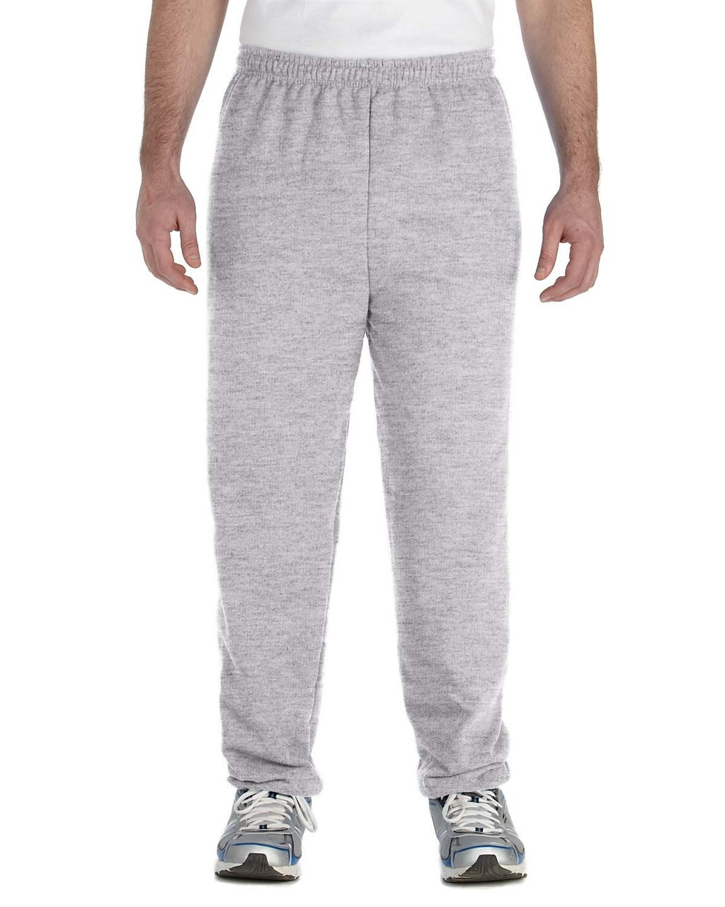 Sport Grey - G182 Gildan Heavy Blend Sweatpants | Blankclothing.ca