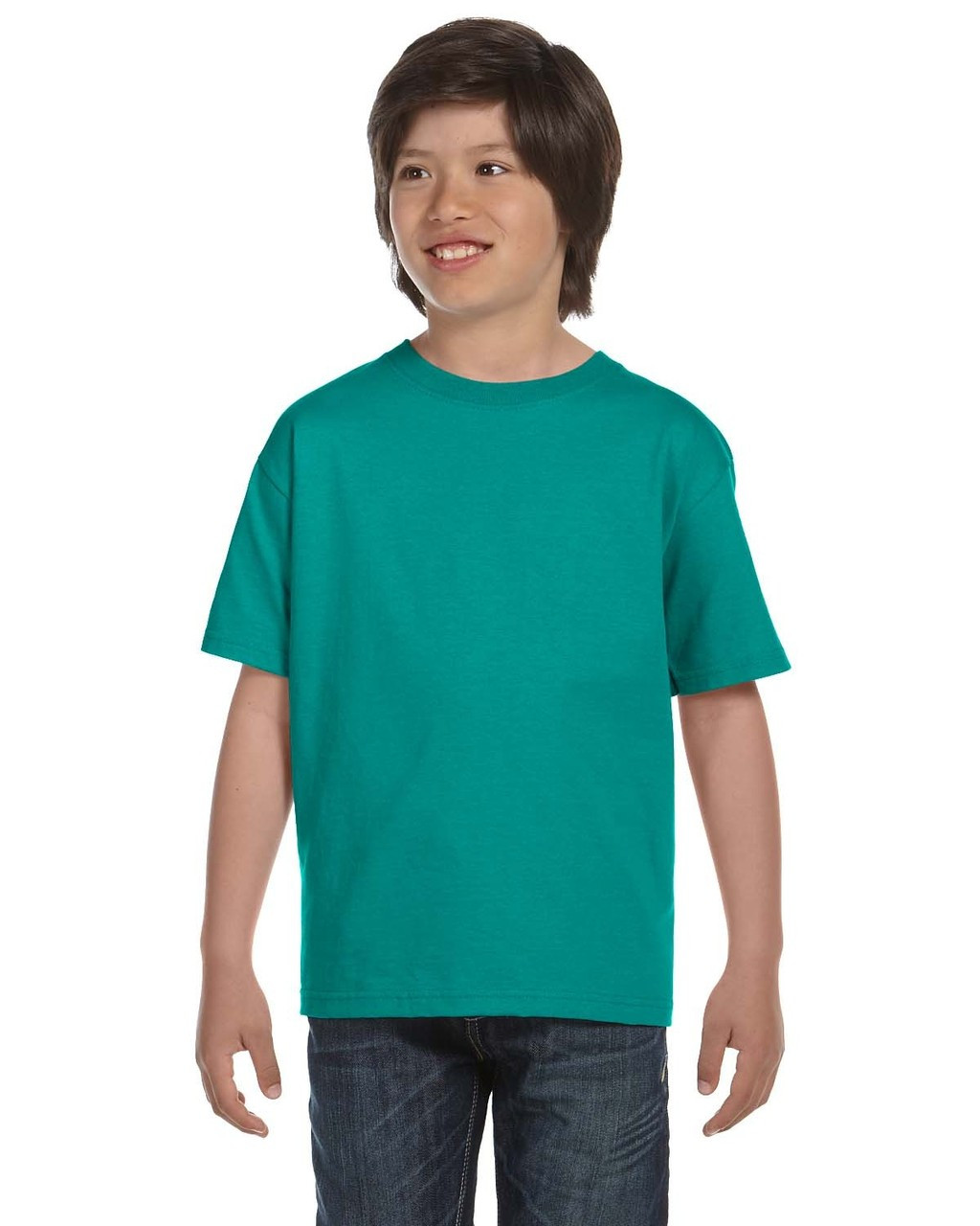 Jade Dome - G800B Gildan DryBlend 50/50 Youth T-Shirt | Blankclothing.ca