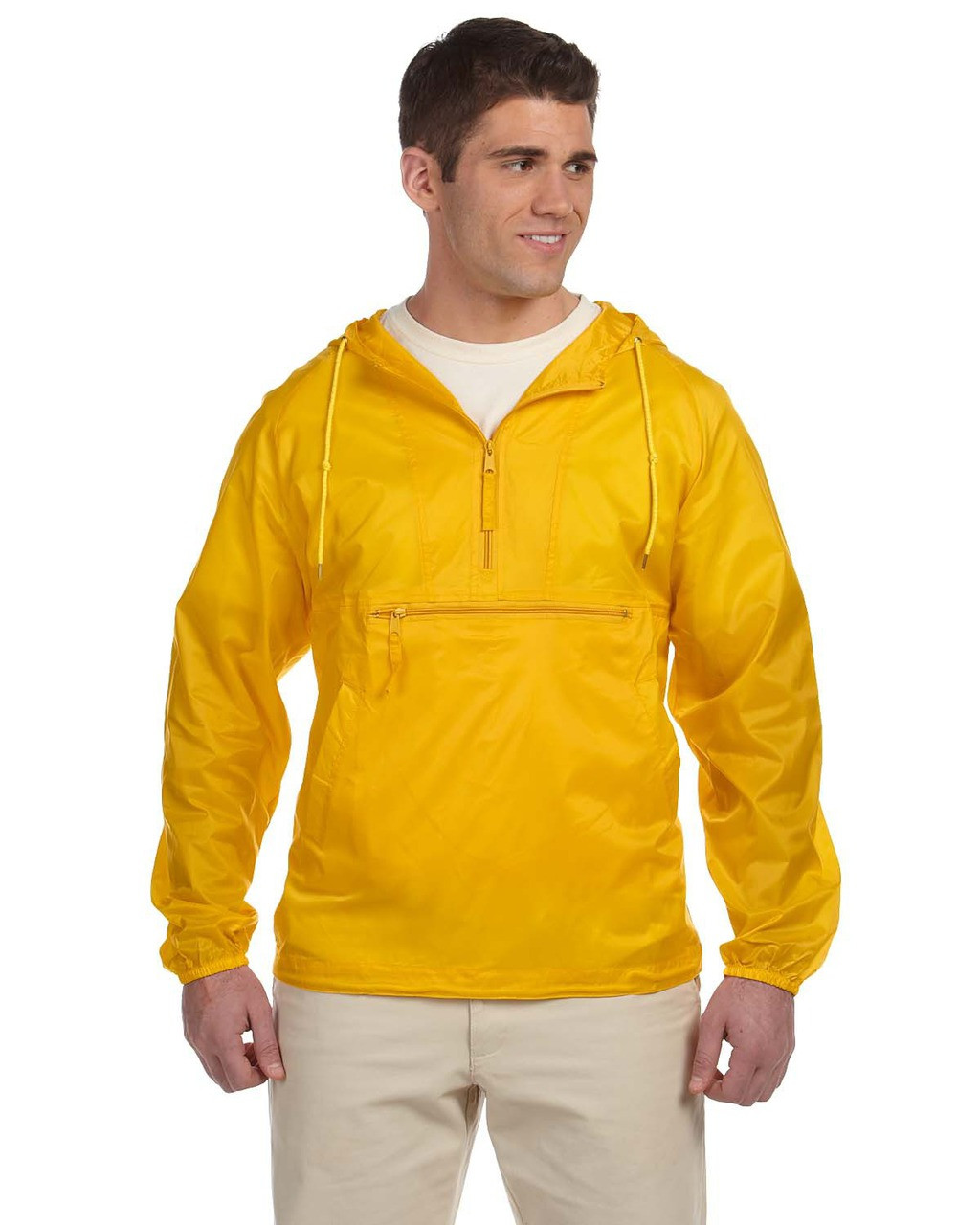 Sunray Yellow - M750 Packable Nylon Jacket