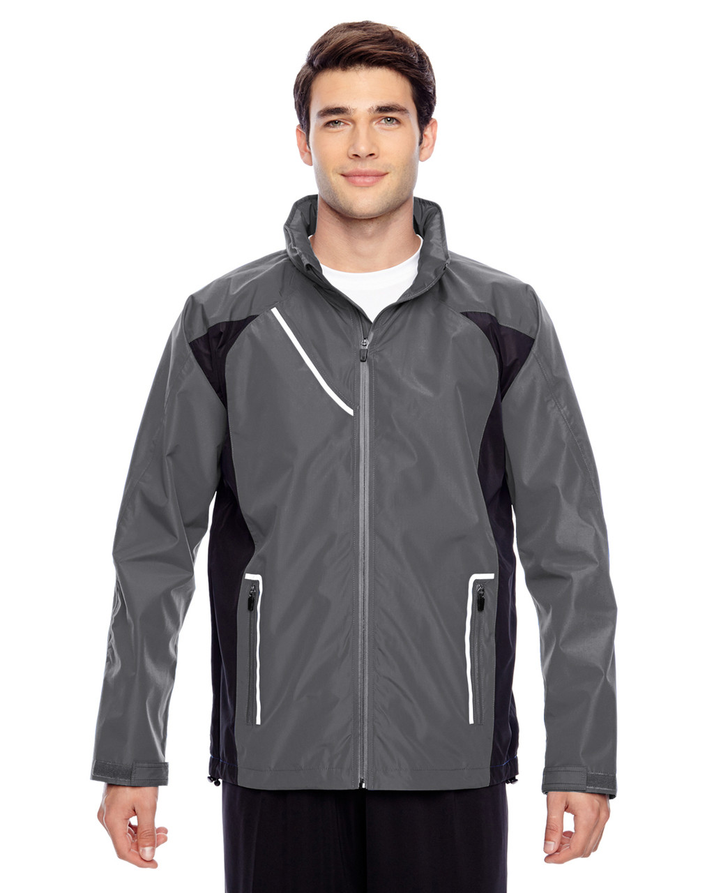 Sport Graphite - TT86 Team 365 Dominator Waterproof Jacket | BlankClothing.ca