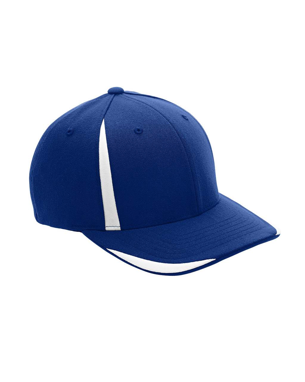 Royal/White - ATB102 Flexfit for Team 365 Pro-Formance Front Sweep Cap