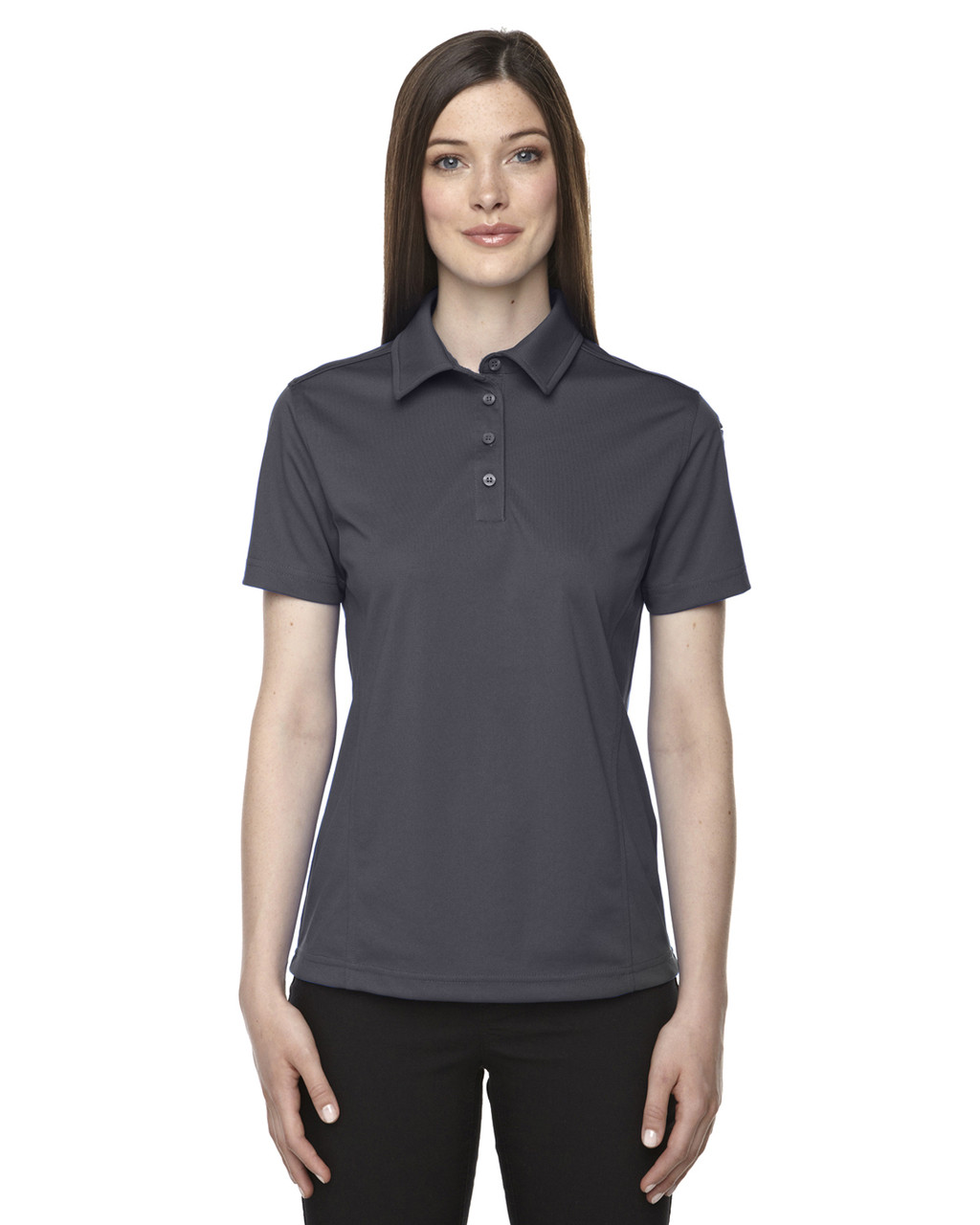 Carbon - 75114 Ash City - Extreme Eperformance Ladies Snag Protection Plus Polo Shirt
