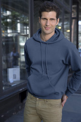 The hoodie for everyone - Gildan G185!